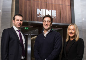 Major Refurbishment Project To Make Nine Lanyon Place Future-Fit