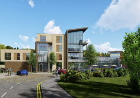 Causeway Asset Management Unveils Plans To Invest £8m To Rejuvenate Former Carryduff Shopping Centre Site