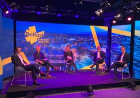 Causeway plays it's part in promoting Belfast's Renewed Ambition for investment